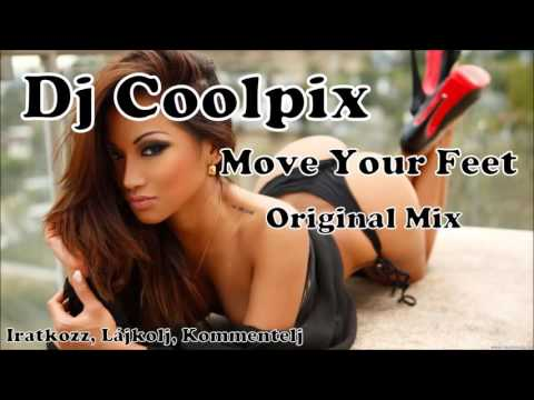 ►Dj Coolpix - Move Your Feel (Original Mix)