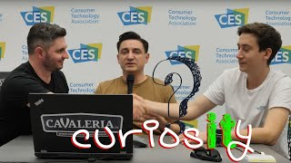 CuriosITy 06 - CES2020 - Oameni virtuali, Galaxy A51, 71, S10 Lite, WiFi6 și 5G