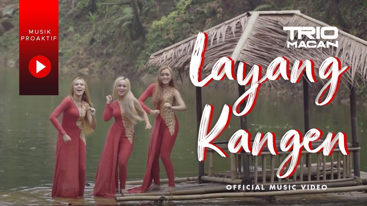 Trio Macan - Layang Kangen (Official Music Video) | Tribute to Didi Kempot
