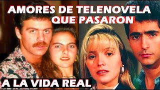 Repeat youtube video 30 Parejas de Novela A LA VIDA REAL!! Top 30