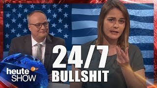 Hazel Brugger fordert Nachsicht für Donald Trump
