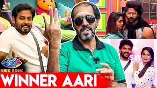 Vaiyapuri Exclusive Interview   Aari, Kavin, Bala, Bigg Boss 4