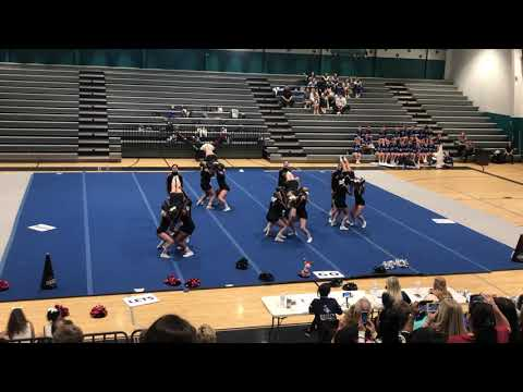 Palm Beach Central High School Cheer Competition 11/16/19