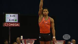 Olympic Qualifications London 2012 -- Jeffrey WAMMES (NED)