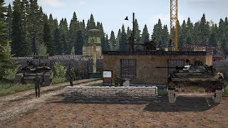 ArmA 3 Zombies [Outpost]