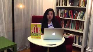 Novelist Patricia Park of RE JANE Book Club Discussion