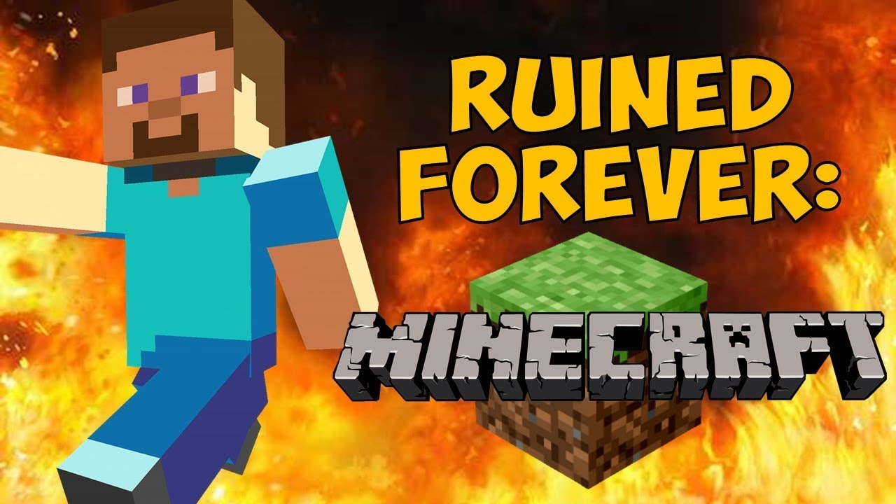 ruined forever minecraft