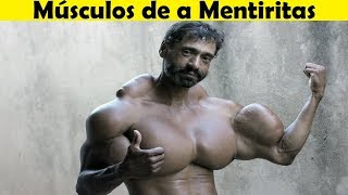 Top 10 Personas Con Músculos Falsos Que Se Ven Ridículos