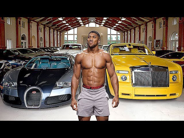 Anthony Joshua's Lifestyle ★ 2019