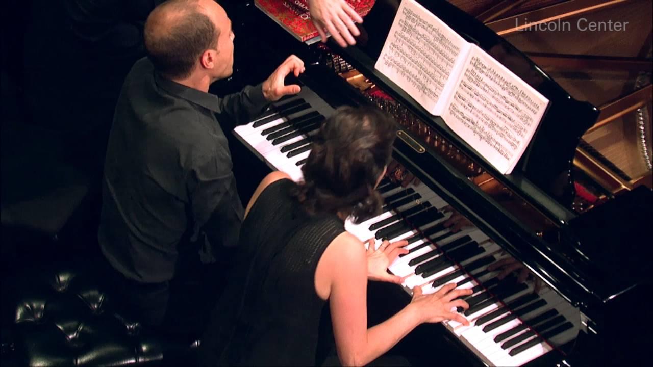 Schumann: Bilder aus Osten (Anna Polonsky and Orion Weiss)