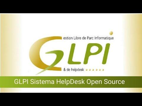 GLPI Sistema HelpDesk Open Source