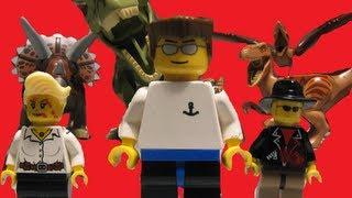 LEGO DINOSAUR ISLAND