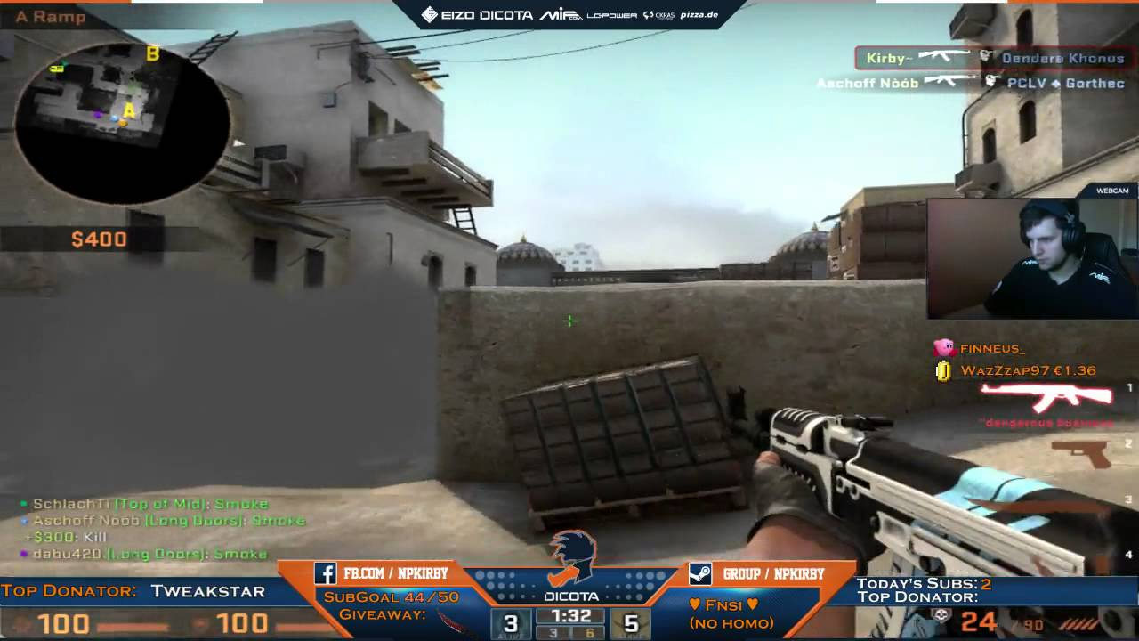 cs go how to play 4 3 stretched
