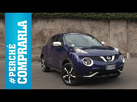 Nissan Juke restyling (2014) | Perché comprarla e... perché no