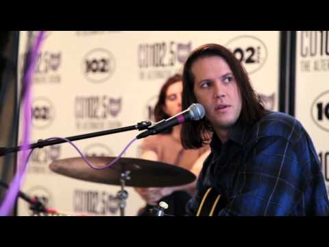 The Whigs  Music & Interview: In the CD1025 Big Room with Express Rocks