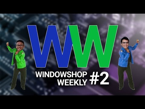 Window Shop Weekly #2 - Double, Double, Deals, and ...Trouble???