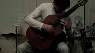 Mallorca-Albeniz on Classical Guitar