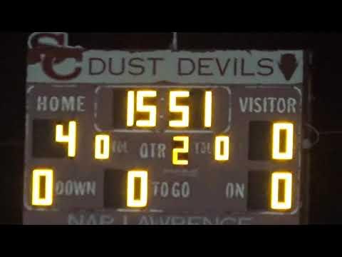 Santa Cruz Valley Union High School vs. Florence High