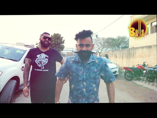 Elly Mangat  Vs Vadda Velly Unwanted Jagga || Balle Balle TV