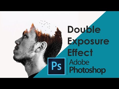 Double Exposure Photoshop Tutorial   Easy and powerful! thumbnail