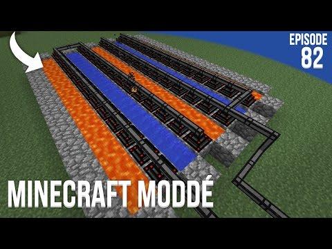 FERME À COBBLESTONE ?! | Minecraft Moddé S3 | Episode 82