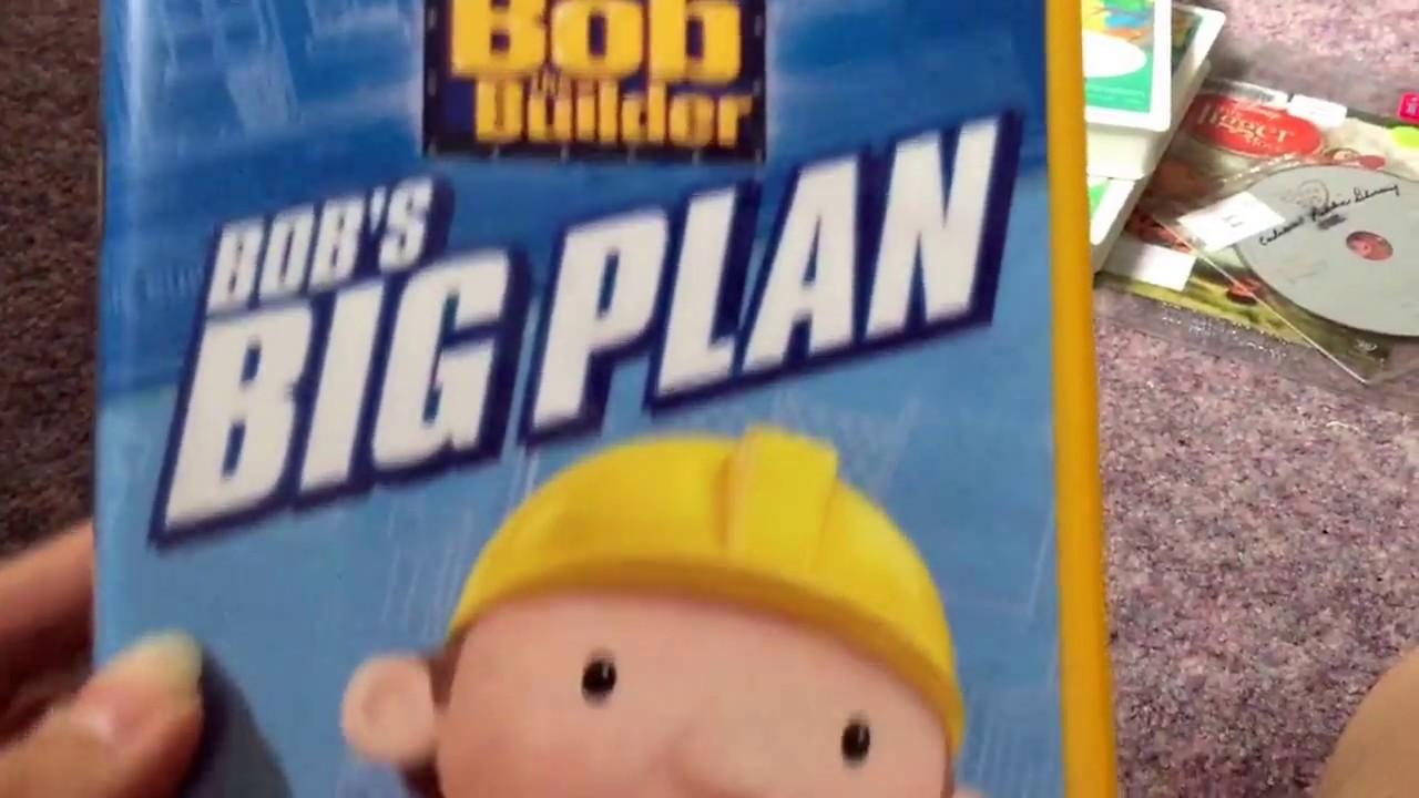 Bob the builder live online dvd rental - Vhs Dvd Update For Thursday July 13th 2017