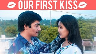 Our First Kiss I AASHIV MIDHA