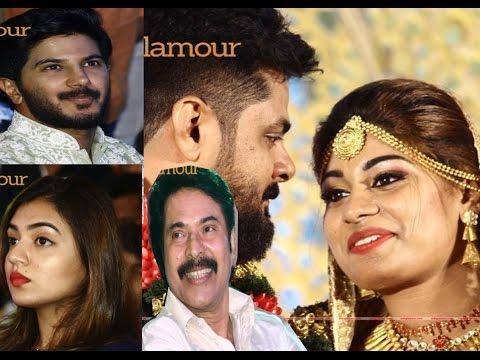 Maqbool Salmaan's GRAND Wedding and reception Video I Mammootty I Dulquer Salmaan I Nazriya