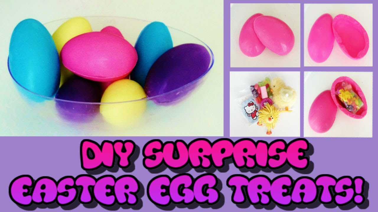 Diy surprise easter egg treats can be used for gift giving ideas diy surprise easter egg treats can be used for gift giving ideas too negle Images