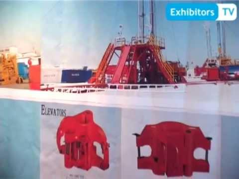 Tianjin Dong Fang Petroleum Machinery Co.- Rig Manufacturers & Assembler (Exhibitors TV @POGEE 2013)
