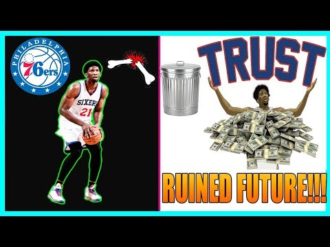 How The 76ers RUINED THEIR FUTURE! Joel Embiid Next GREG ODEN?