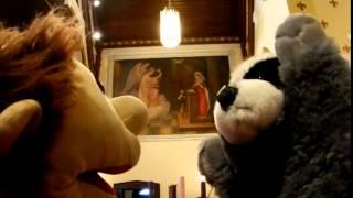 Zwiastowanie: Gienek Washable na IV Niedzielę Adwentu