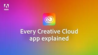 Adobe Creative Cloud 101: Every app in 10 mins