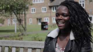 English at Kent student experience video