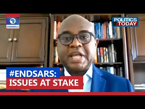 #ENDSARS Protest: Govt Should Protect Protesters Even If They Don't Obey Curfew -  Prof Kingsley