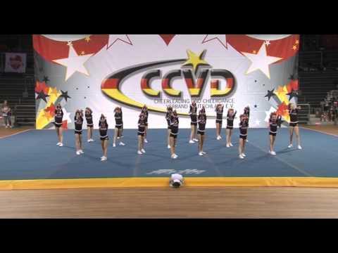 RMWest2015 - Tiny Wildcats - Peewee Cheer Level 1