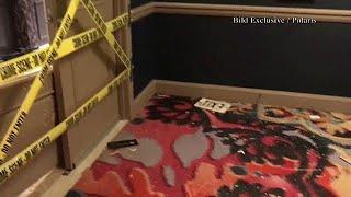 Anschlag von Las Vegas bis ins Detail geplant - 12 Maschinengewehre im Hotel aufgebaut
