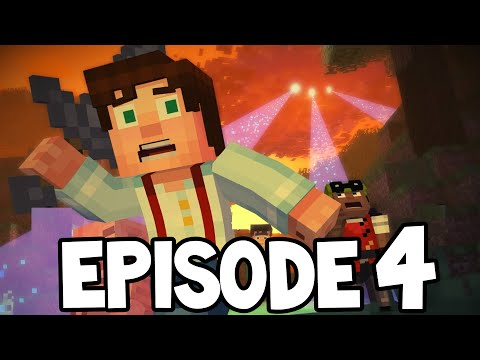 Minecraft Story Mode - EPISODE 4 Predictions!