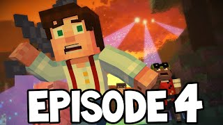 "Minecraft Story Mode - EPISODE 4 Predictions! ""A Block and a Hard Place"""