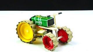 Menakjubkan !!! Cara Membuat Mobil sederhana Di Rumah | Ide Kreatif | DIY Mainan Kendaraan