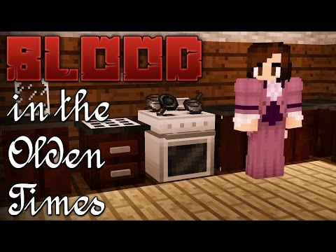 DOMESTIC BLISS | Blood in the Olden Times #5 | Custom Minecraft Modpack