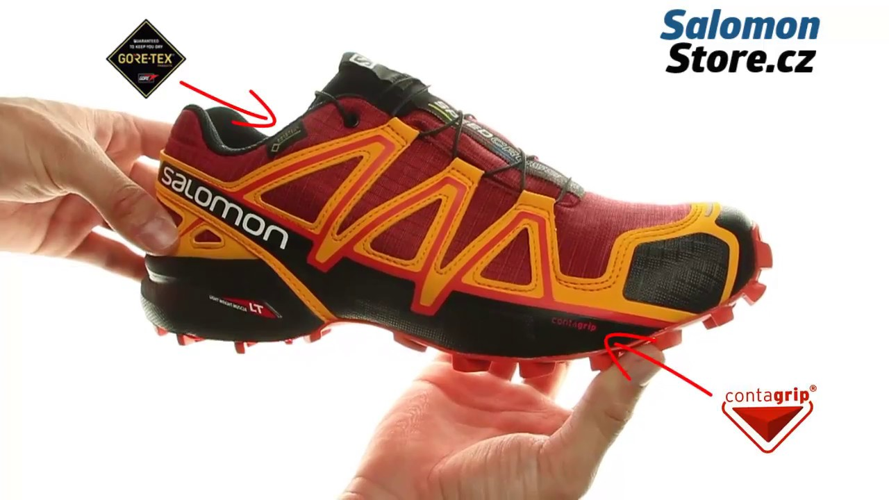 salomon speedcross 4 gtx spikes precio