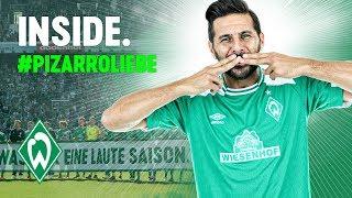 Legende Claudio Pizarro & Florian Kohfeldt Geständnis   WERDER.TV Inside nach RB Leipzig