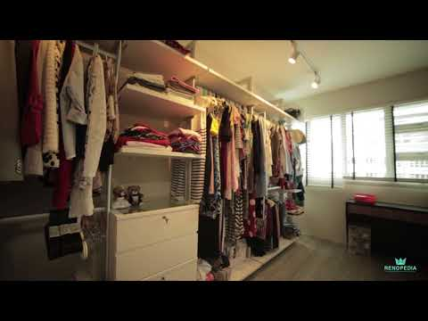 Interior Design Singapore | 9 merchants, 1 dream home (Junn Whye & Jessica)