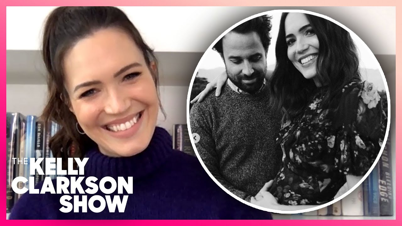 Mandy Moore's Pregnancy Announcement Accidentally Insulted Mother-In-Law
