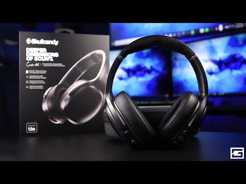 First Look! : The NEW Skullcandy Crusher ANC REVIEW