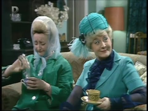 Mollie Sugden in the Liver Birds (MORE Funny Moments)
