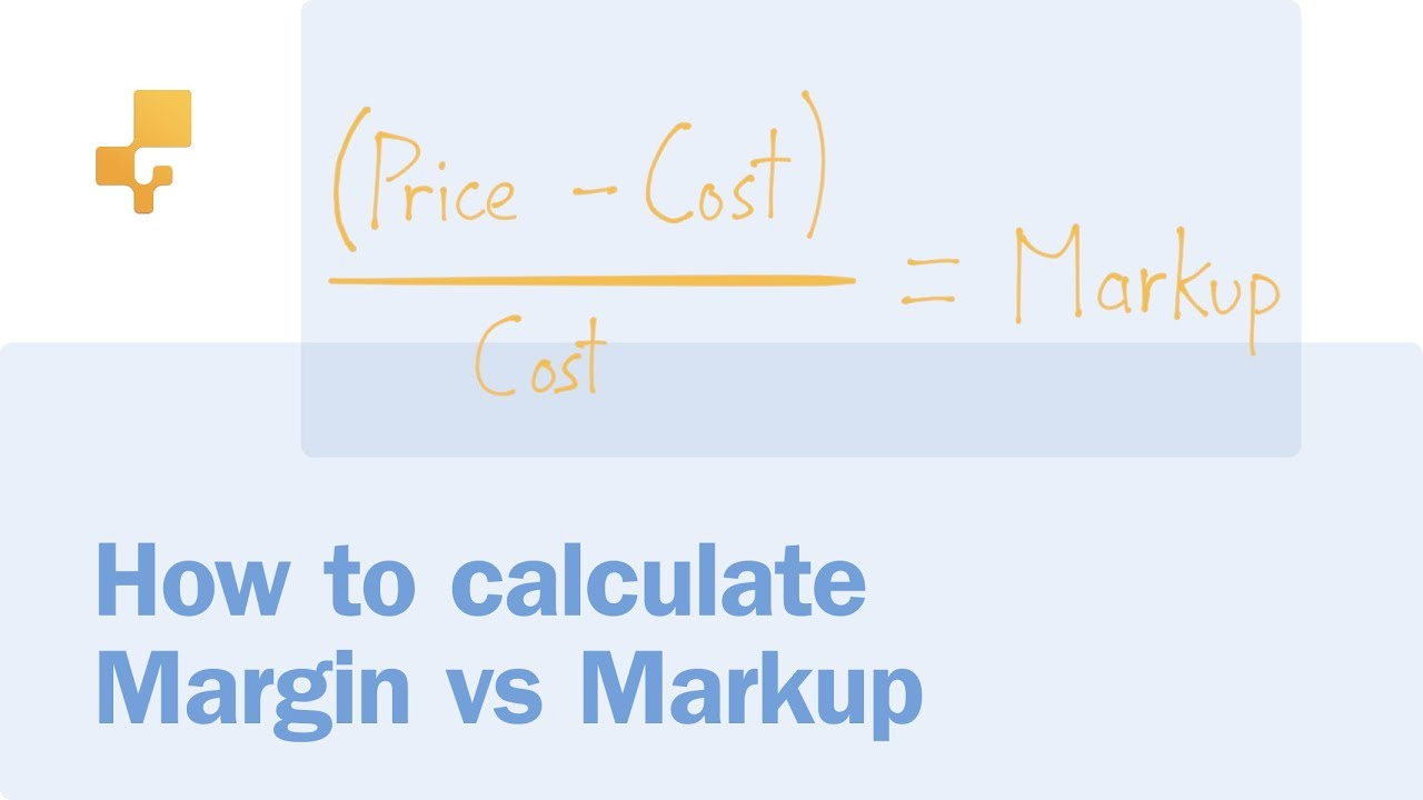How to calculate margin vs. markup - inFlow Inventory