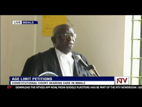 AGE LIMIT PETITION: Constitutional Court hearing case in Mbale