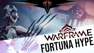 Warframe: FORTUNA IS THIS WEEK - HYPE SITE LIVE!